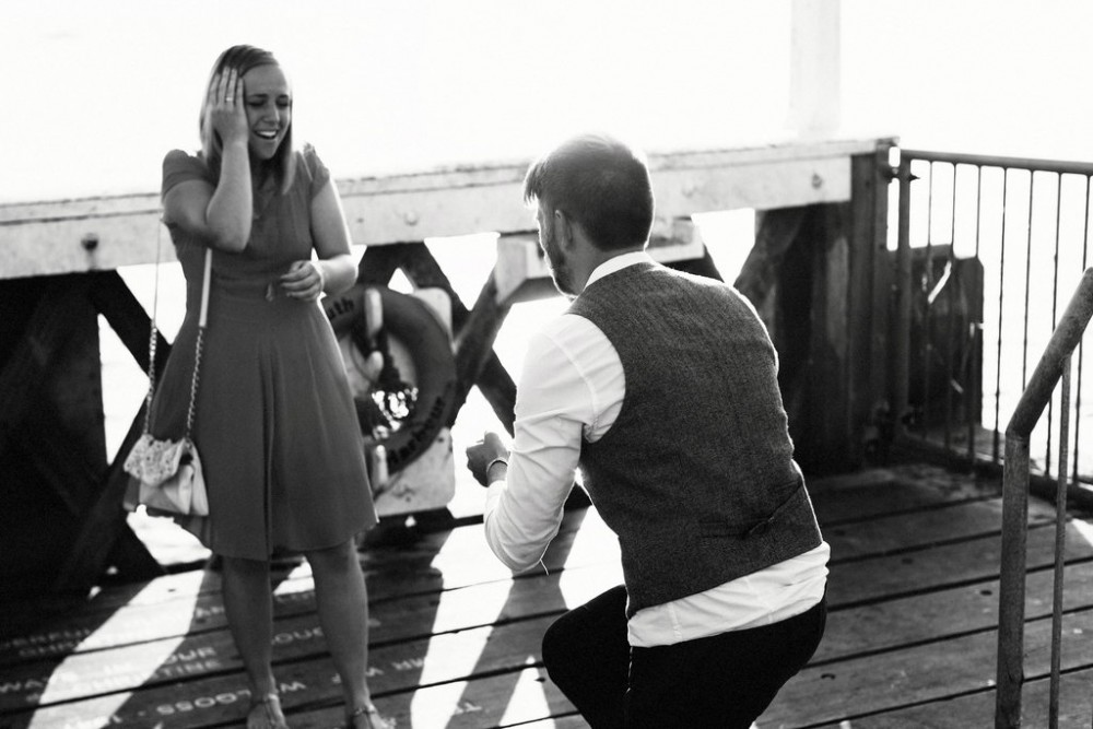Image 10 of Lou and Tim's Adorable Proposal Video