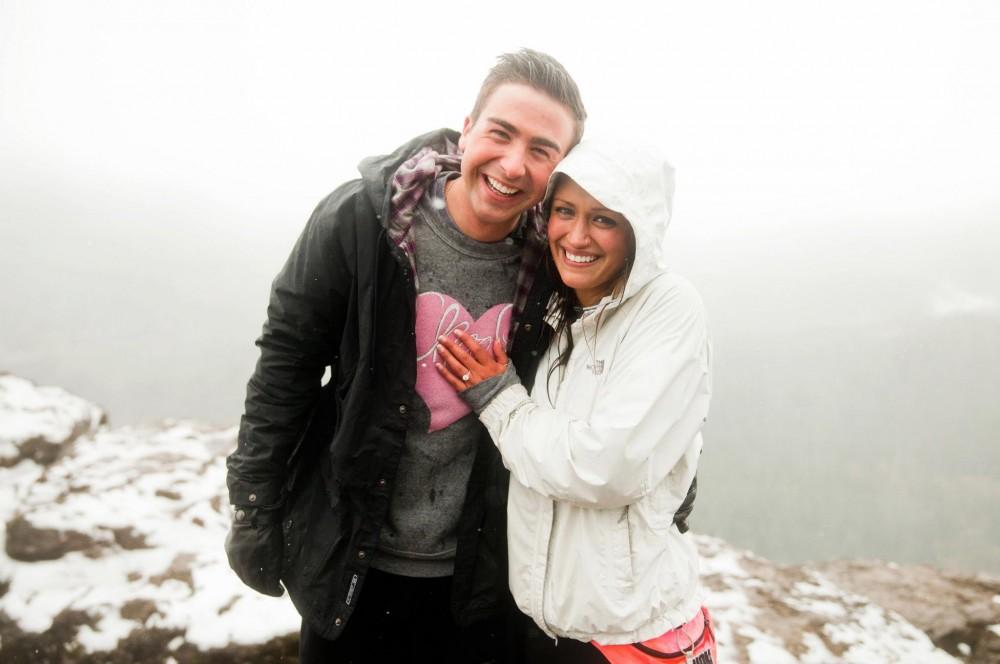 Mountain Top Marriage Proposal_21