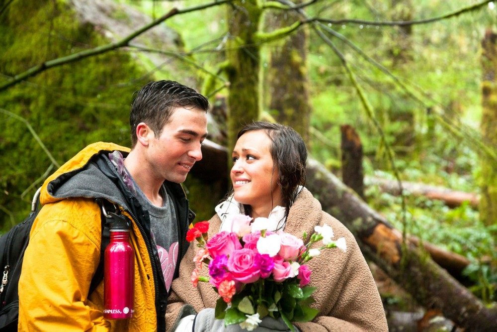 Image 9 of Houston and Harley's Surprise Mountain-Top Marriage Proposal