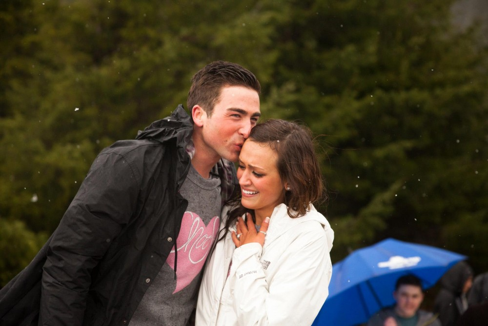 Image 10 of Houston and Harley's Surprise Mountain-Top Marriage Proposal
