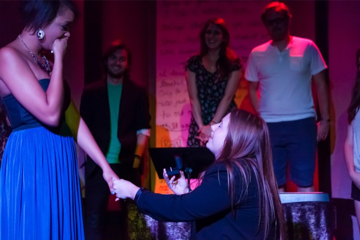Image 2 of Love Wins: The Sweetest Same-Sex Marriage Proposals