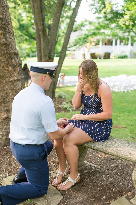 Image 3 of Aaron and Katie's Photoshoot Marriage Proposal