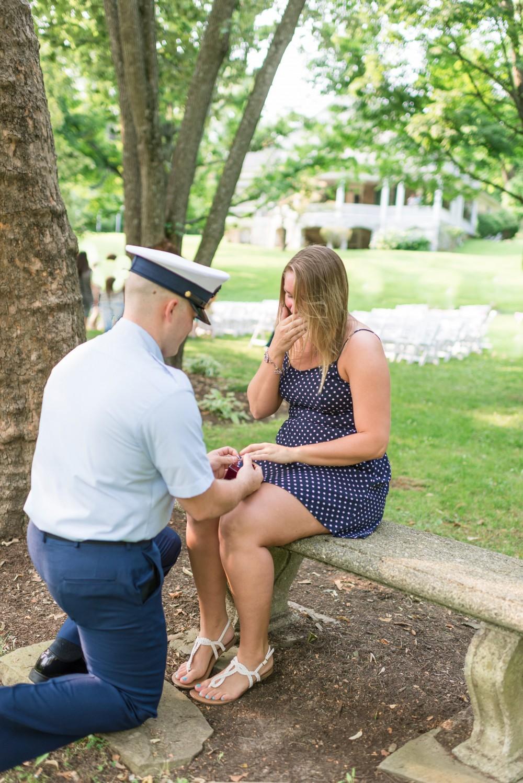 Image 4 of Aaron and Katie's Photoshoot Marriage Proposal