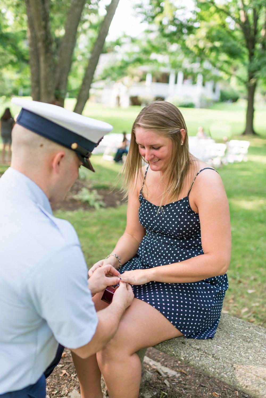 Image 5 of Aaron and Katie's Photoshoot Marriage Proposal