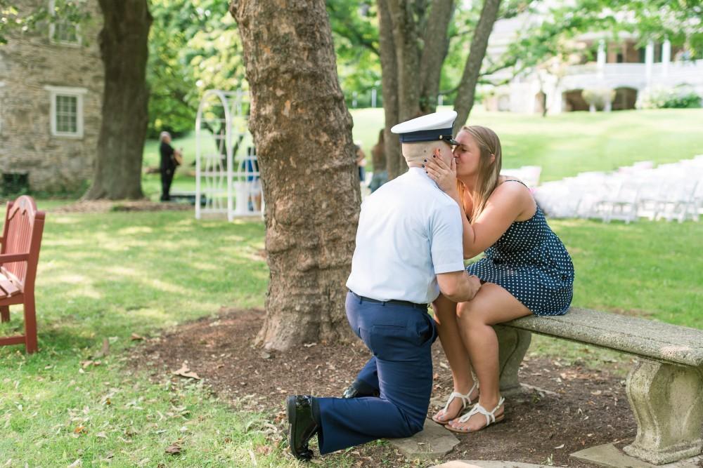 Image 6 of Aaron and Katie's Photoshoot Marriage Proposal