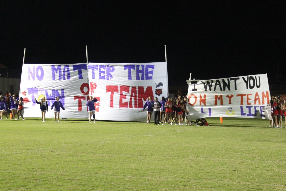Image 9 of Hayley and Rob's Football Rival Proposal