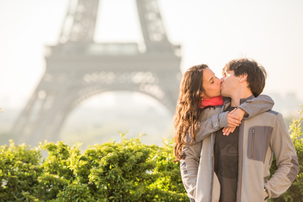 Romantic Marriage Proposal in Paris_11
