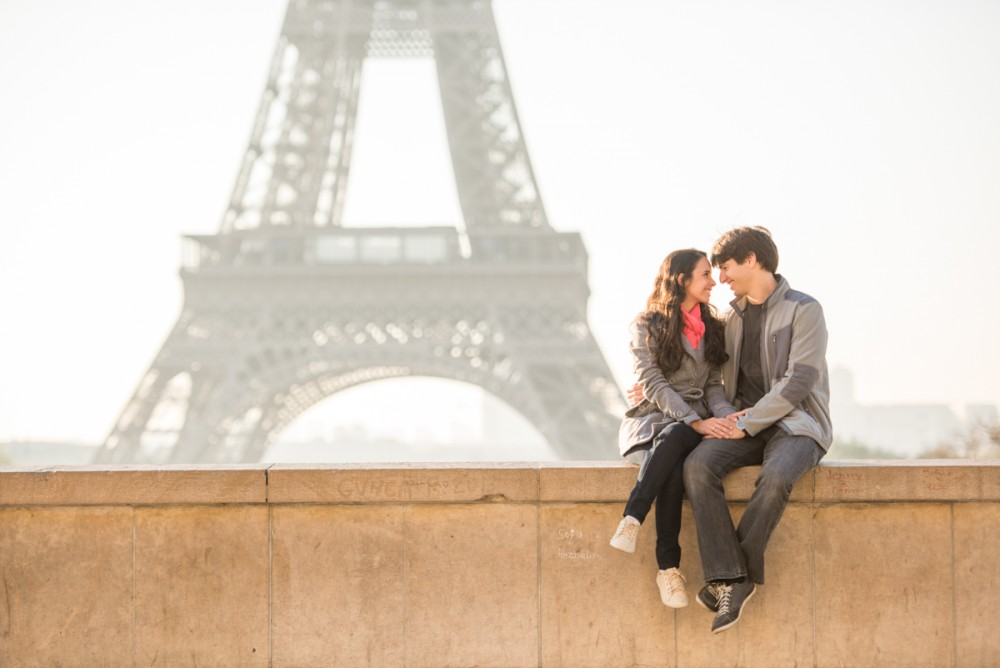 Romantic Marriage Proposal in Paris_13