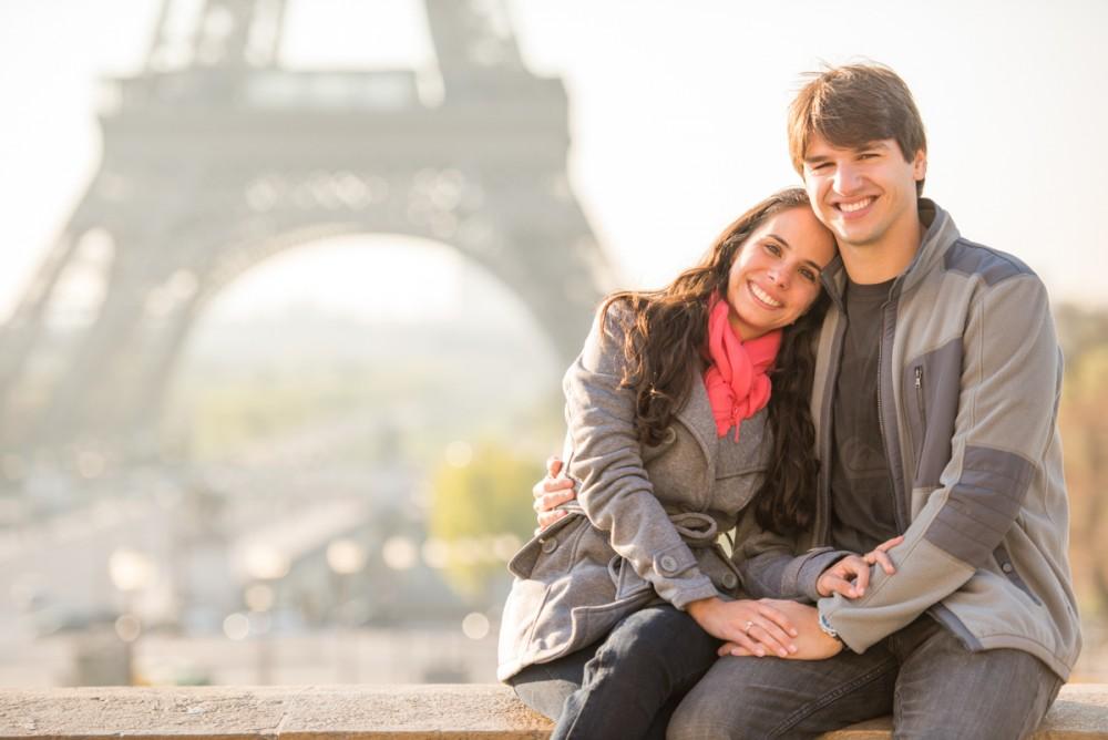Romantic Marriage Proposal in Paris_14