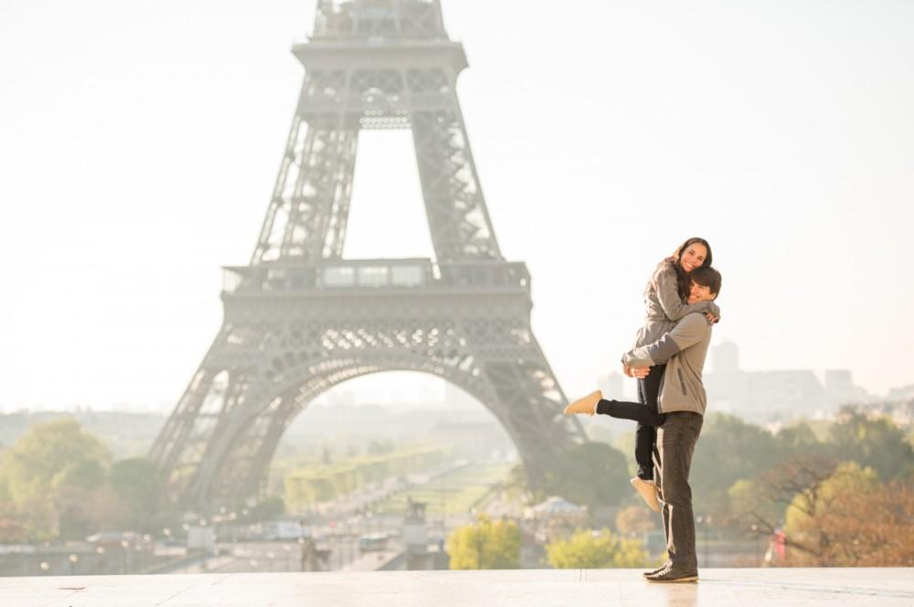 Romantic Marriage Proposal in Paris_15