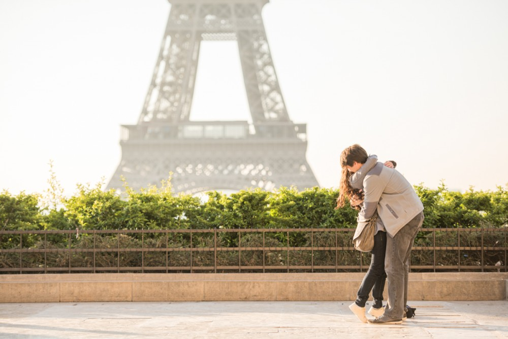 Romantic Marriage Proposal in Paris_6
