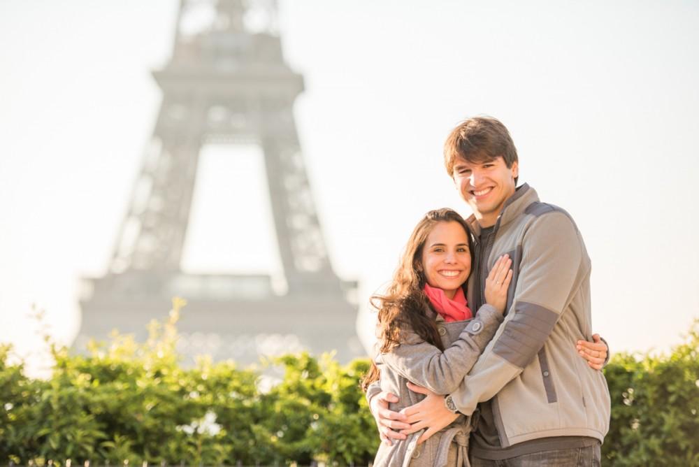 Romantic Marriage Proposal in Paris_7