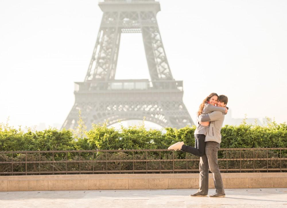 Romantic Marriage Proposal in Paris_9
