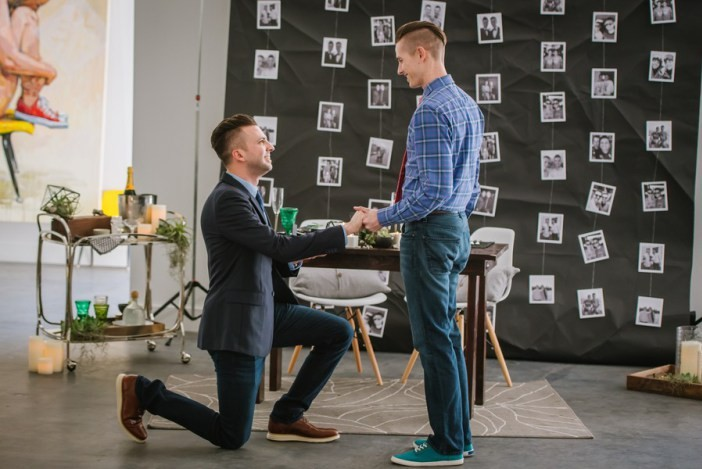 Image 6 of Love Wins: The Sweetest Same-Sex Marriage Proposals