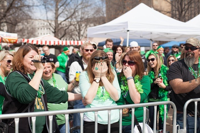 Saint Patrick's Day Proposal (3)