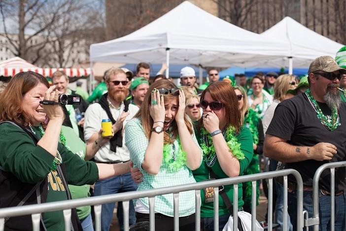 Saint Patrick's Day Proposal (4)