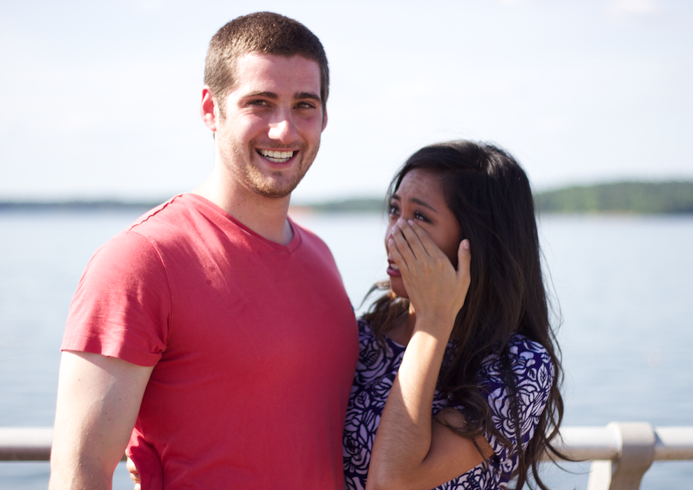 Image 6 of Isra and Shands | High School Sweethearts Proposal