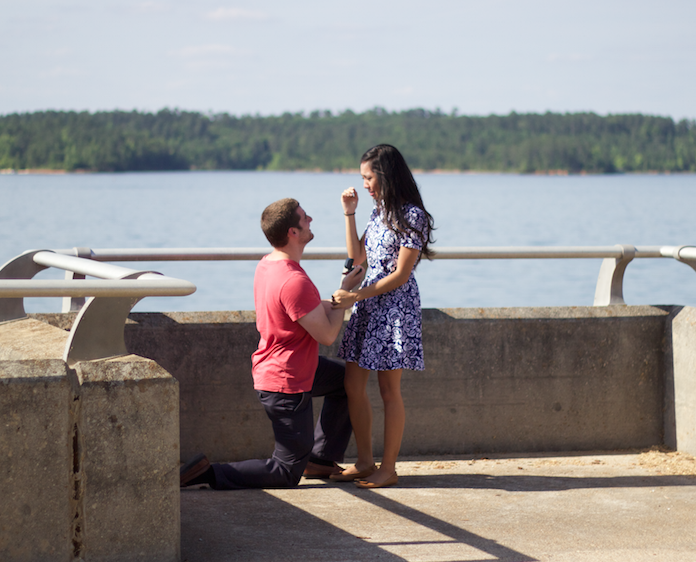 Image 4 of Isra and Shands | High School Sweethearts Proposal