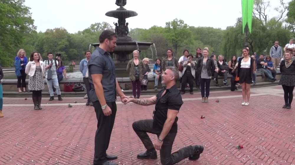Image 11 of Love Wins: The Sweetest Same-Sex Marriage Proposals
