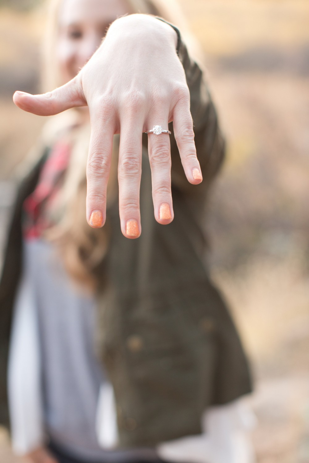 Surprise Proposal in the Woods (14)