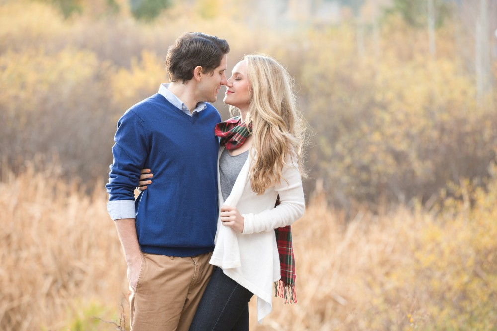 Image 1 of Surprise Proposal in the Woods