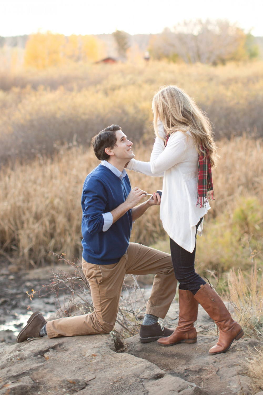 Surprise Proposal in the Woods (5)