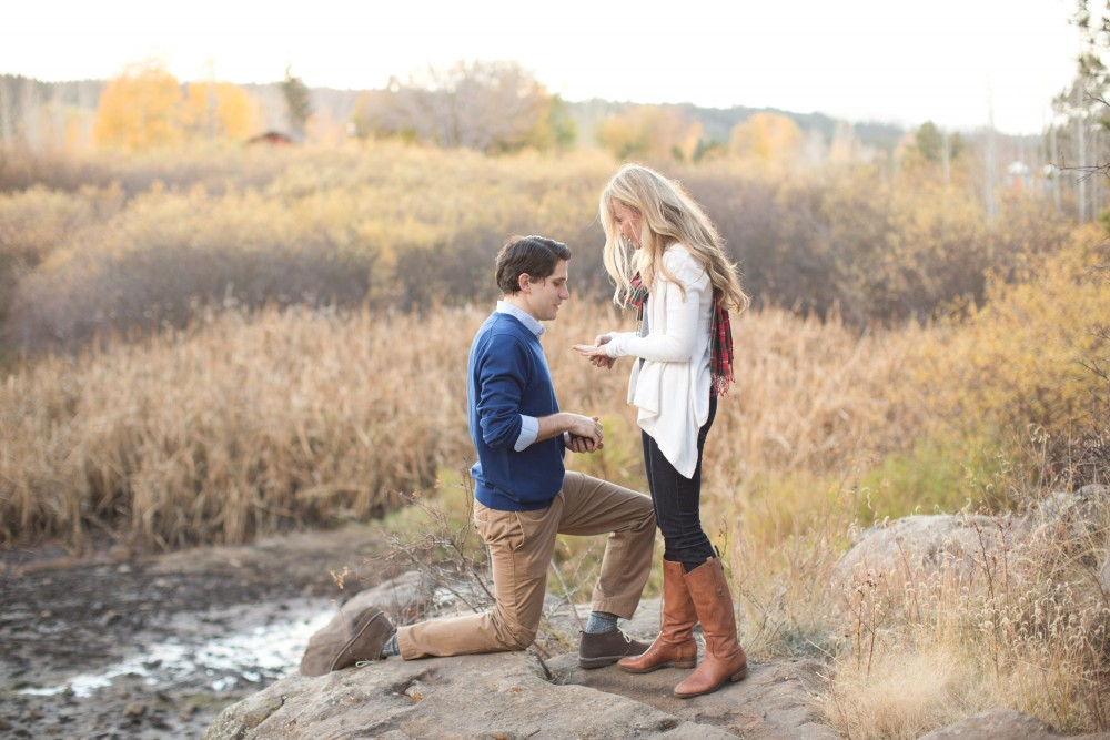 Surprise Proposal in the Woods (6)