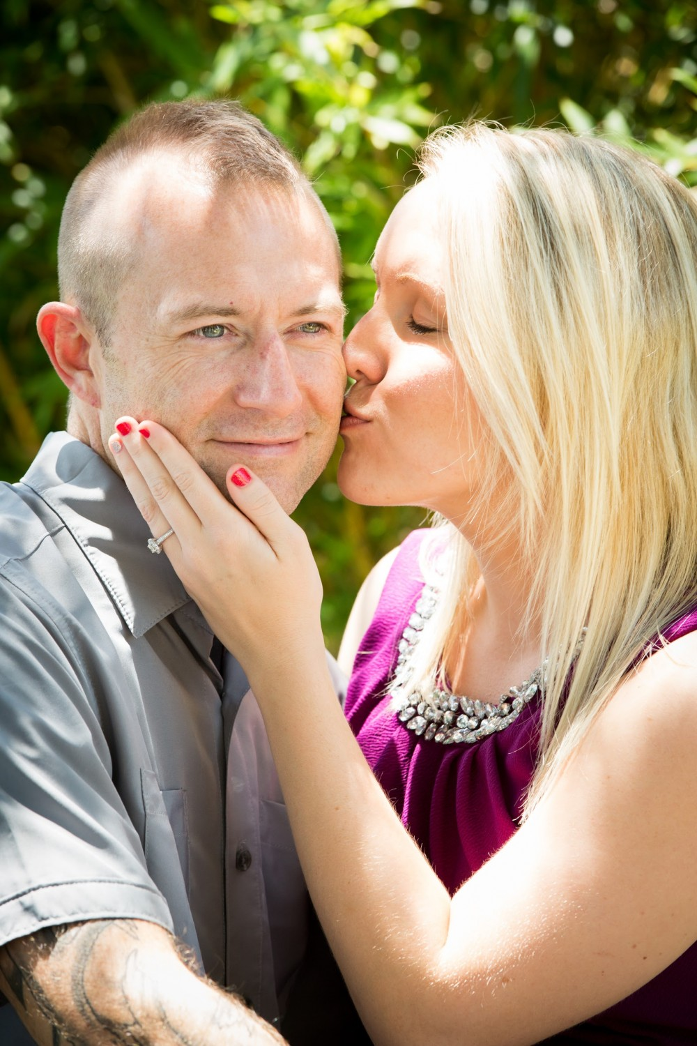 Image 7 of Domestic Violence Survivor Gets Engaged to the Man Who Saved Her Life