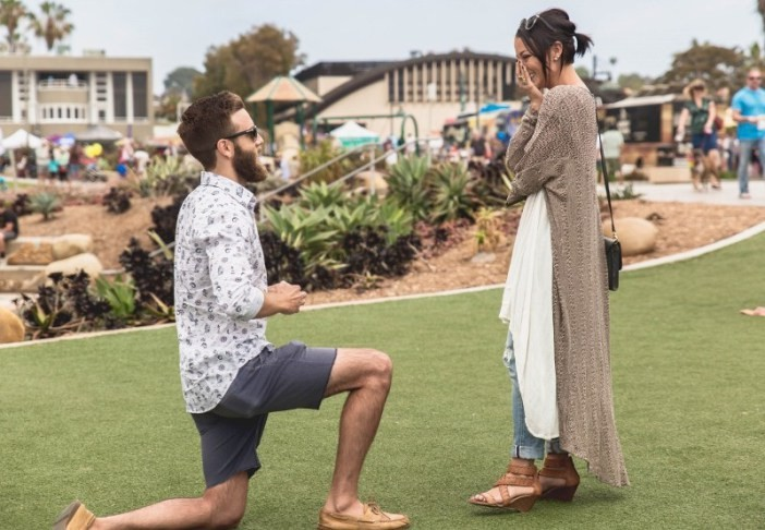 Image 8 of 50 of Hands-Down the BEST Proposal Reaction Photos