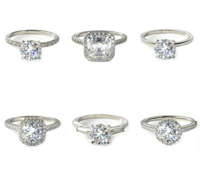 Different Styles Of Wedding Rings What 39 S Your Engagement Ring Style
