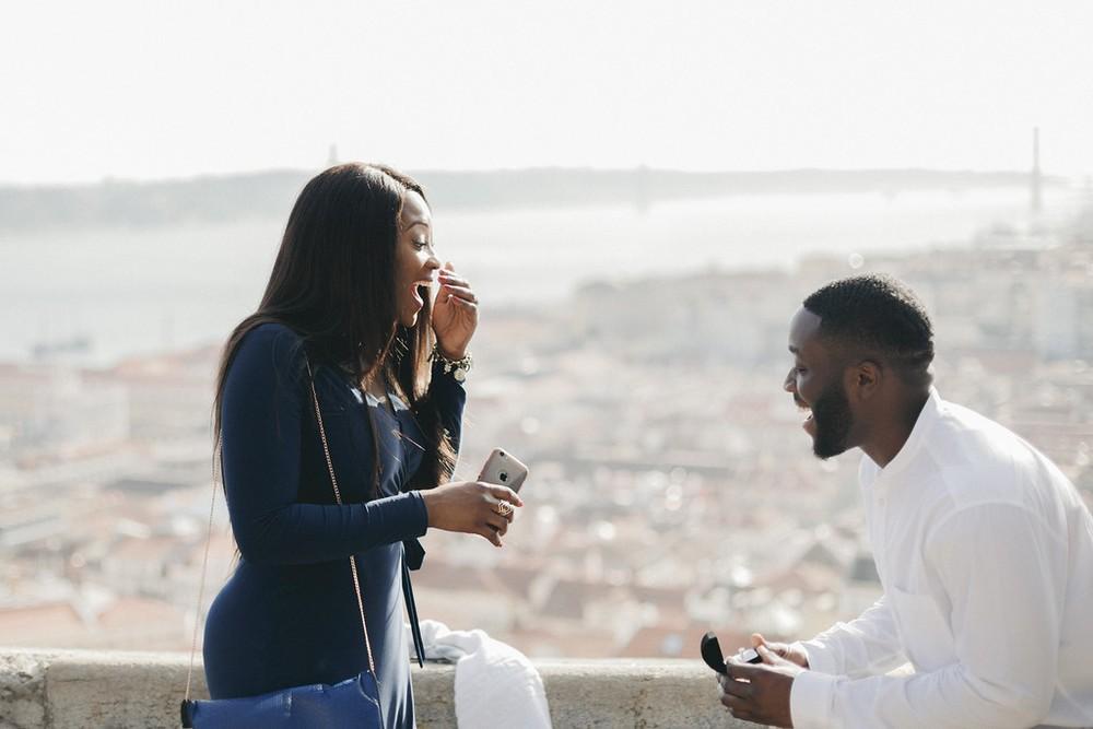 Image 3 of Kojo & Faith | Lisbon Proposal