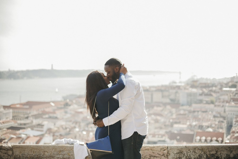 Image 8 of Kojo & Faith | Lisbon Proposal