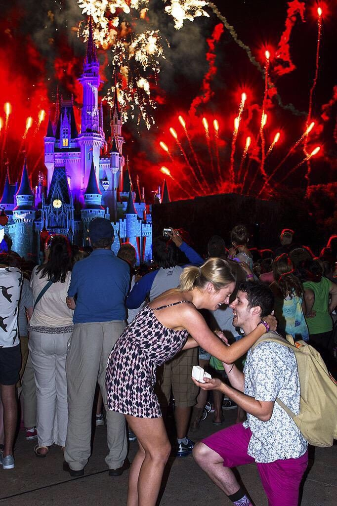 Image 15 of He Pulled Off the Disney Proposal of Her Dreams
