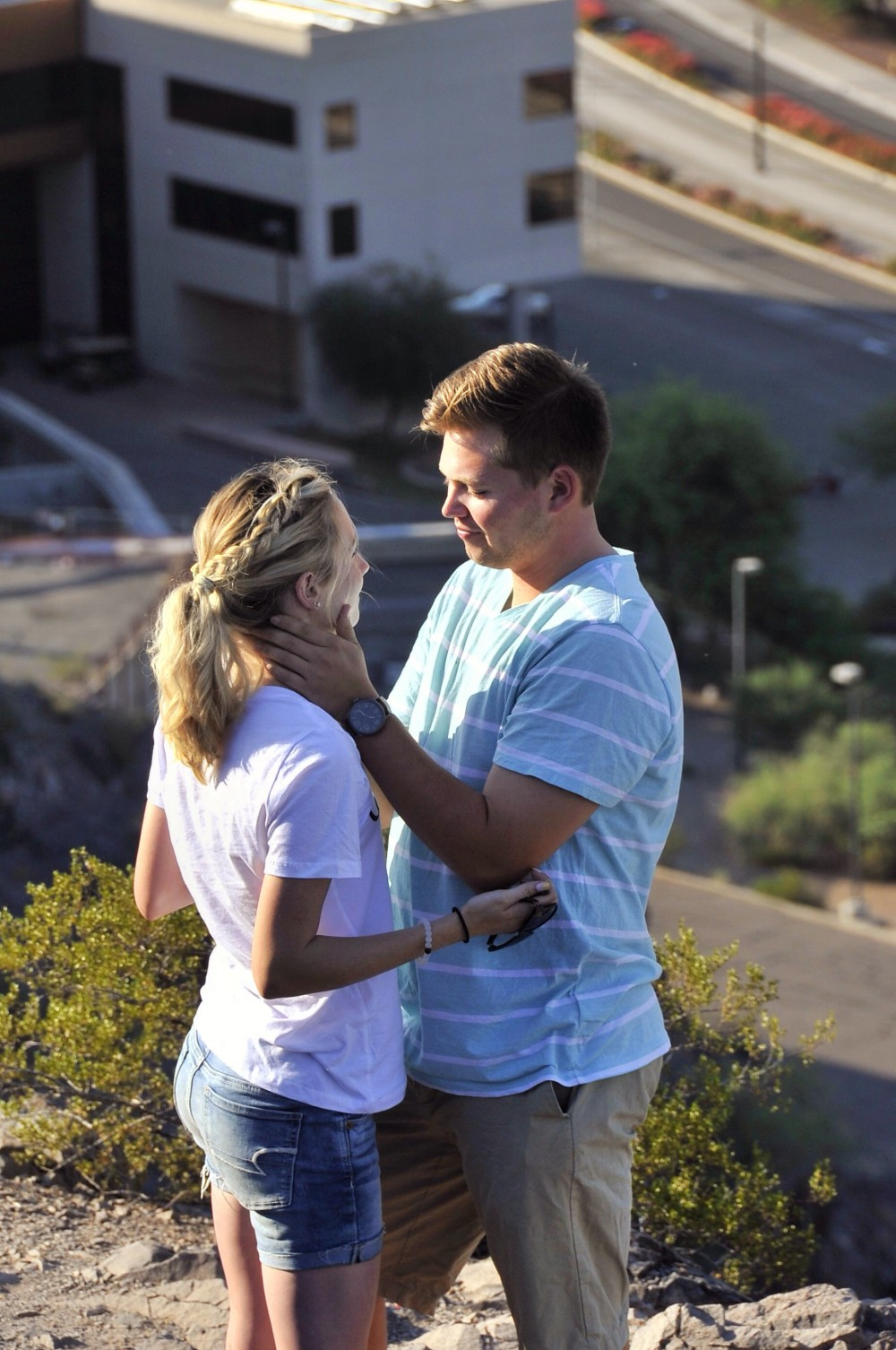 Image 10 of Mikah and Brad's Mountaintop Proposal
