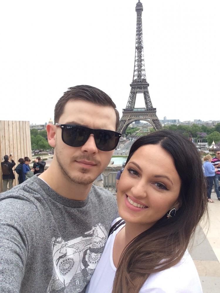 Image 1 of Tina and Karlos