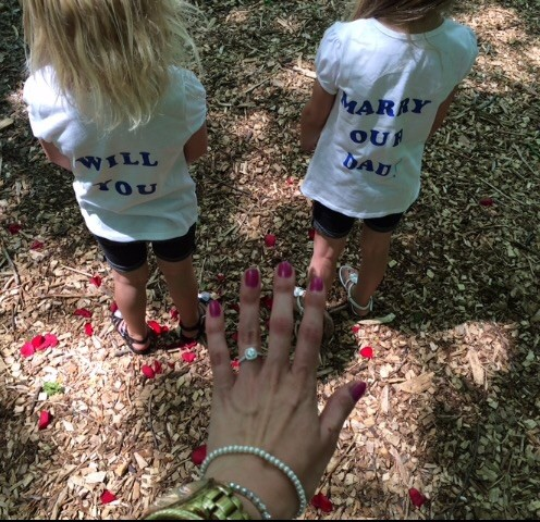 Image 2 of Stephanie and Justin's Adorable Marriage Proposal on Mother's Day