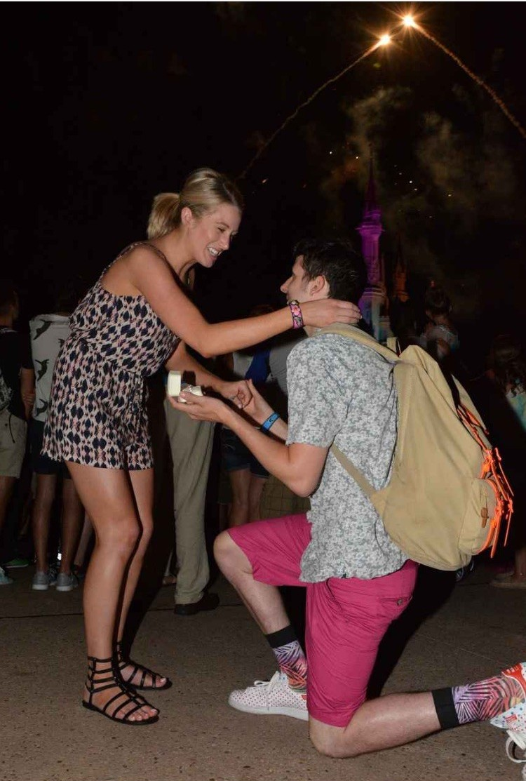 Image 14 of He Pulled Off the Disney Proposal of Her Dreams
