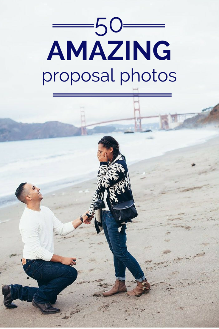 Image 1 of 50 of Hands-Down the BEST Proposal Reaction Photos