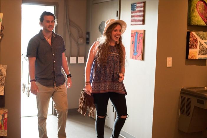Image 5 of Morgan and Logan's Super Romantic Marriage Proposal