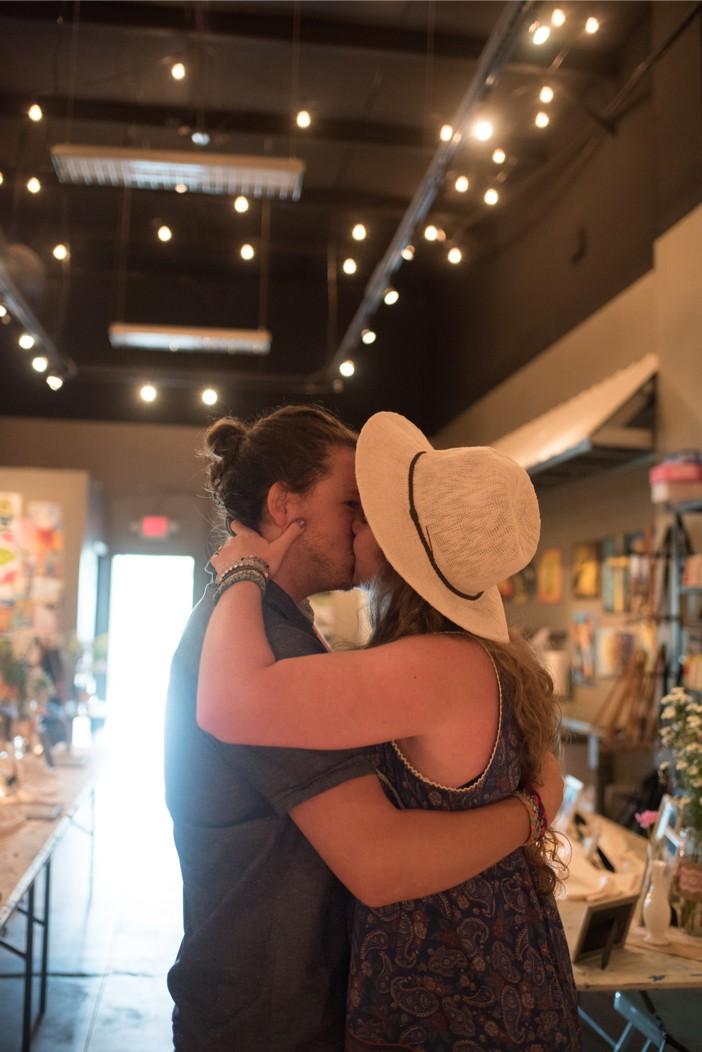 Image 10 of Morgan and Logan's Super Romantic Marriage Proposal