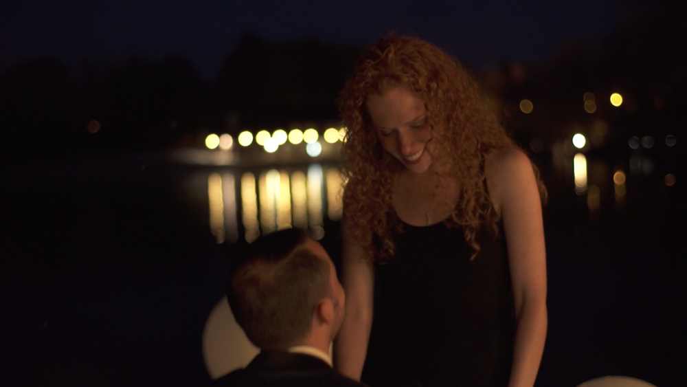 Image 4 of Kerry and Jeff | Adorable Key Proposal