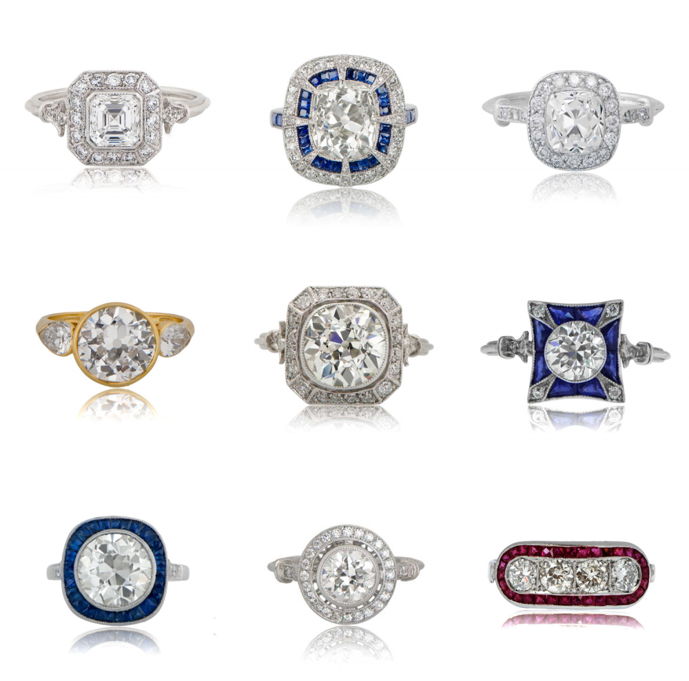 Image 4 of How to Buy an Estate or Antique Engagement Ring