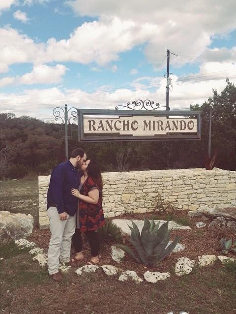 Bride's Proposal in Royse CIty, TX