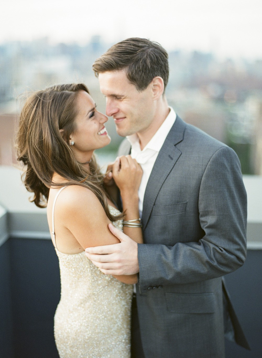 Image 5 of Emily and Paul | New York City Highline Proposal