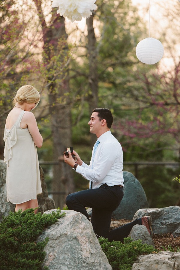 Adam and Summer Romantic Surprise Marriage Proposal (11)