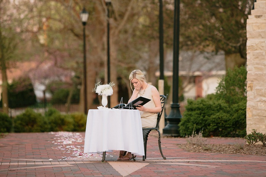Image 7 of He Asked Her Cancer-Stricken Dog for Proposal Permission