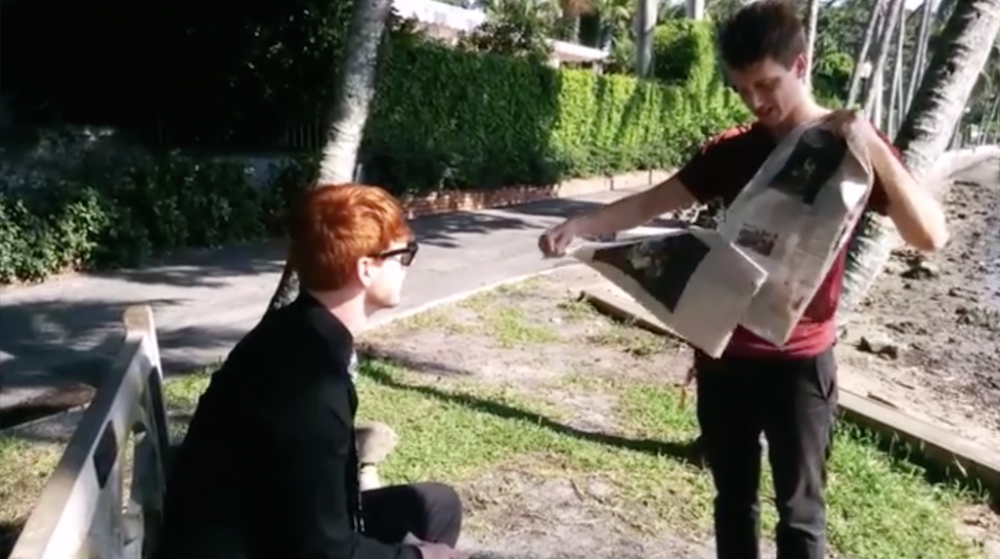 Image 3 of Sarai and Nathan's Incredible Magic Trick Proposal