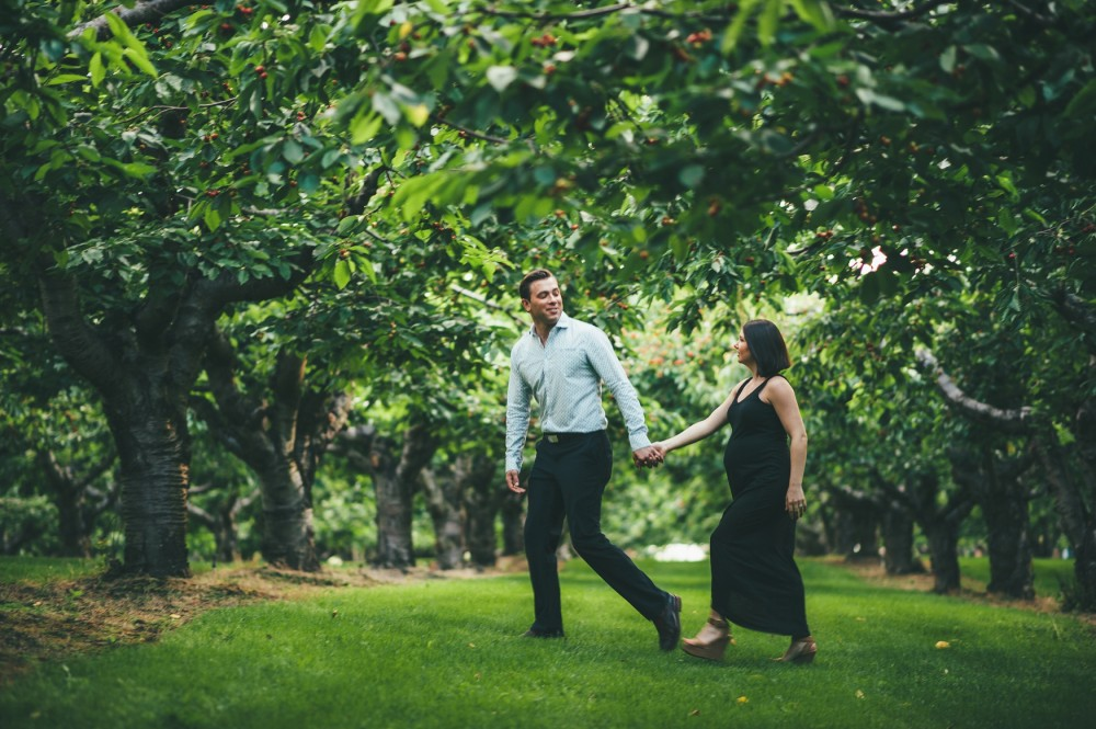 Cherry Orchard Surprise Marriage Proposal (14)