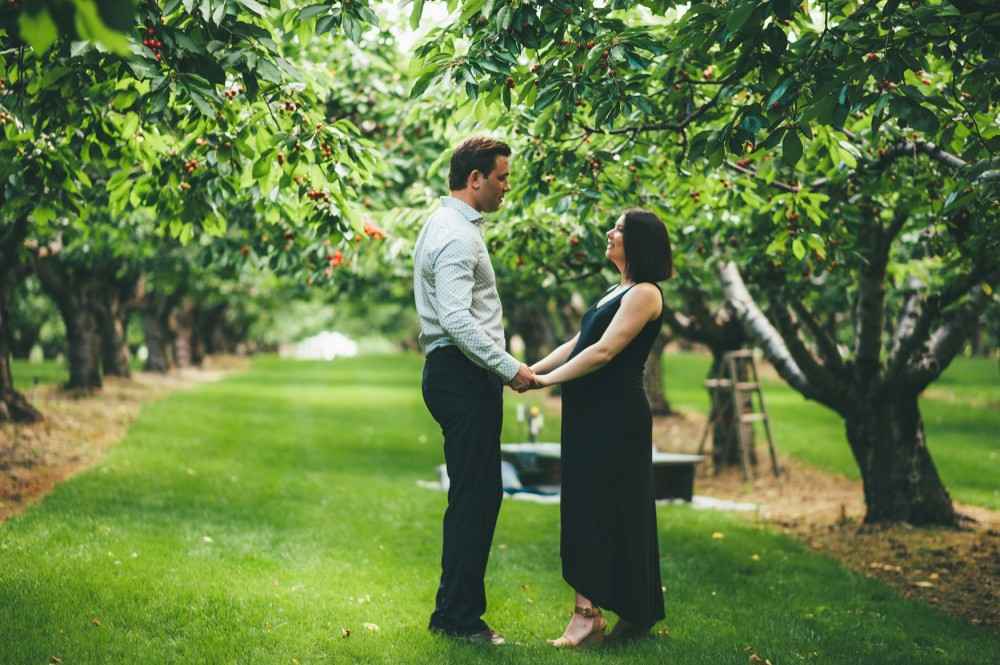 Image 2 of Surprise Proposal during Maternity Shoot