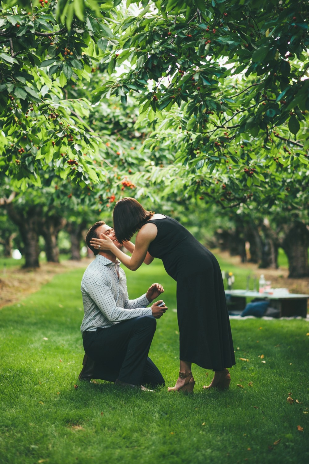 Image 10 of Surprise Proposal during Maternity Shoot